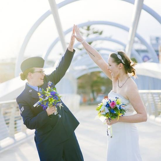 Same-Sex Pop-Up Wedding in Washington DC