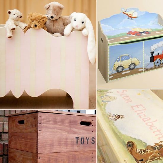 9 Gorgeous Toy Chests For Classic Kids