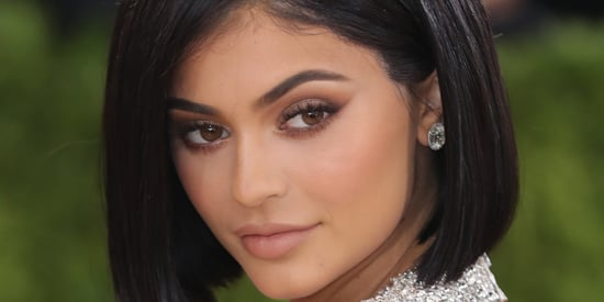 Kylie Jenner's Black Lip Kit Color Is Not For The Faint Of Heart