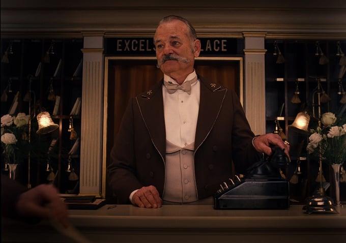 Bill Murray stars as M. Ivan.