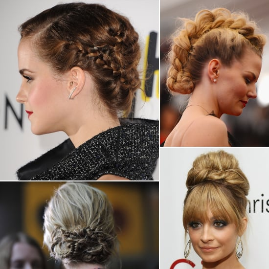 The Only Way Is Up: Modern Updos to Try Today
