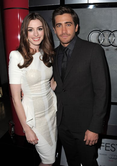 Pictures of Jake Gyllenhaal, Anne Hathaway, Ed Zwick, Michelle Monaghan, and Luke Perry at the LA Premiere Love and Other Drugs