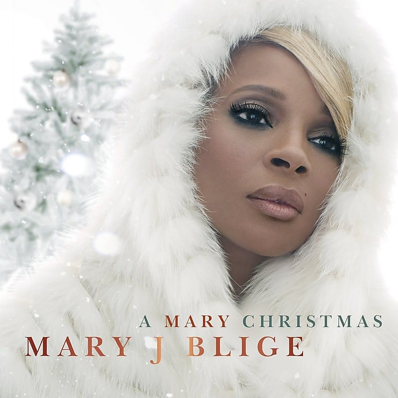 Mary J. Blige, A Mary Christmas ($7)
