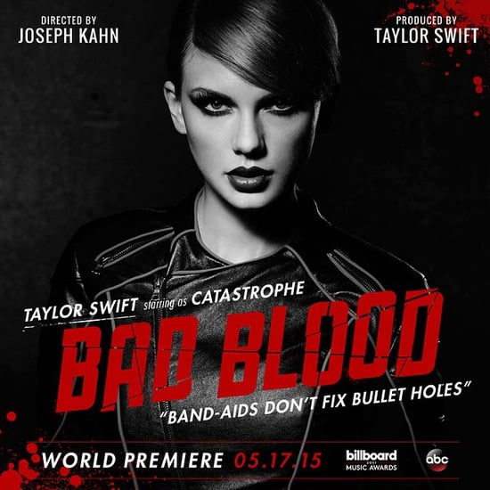 """Taylor Swift's """"Bad Blood"""" Is the Most Star-Studded Mini Movie"""