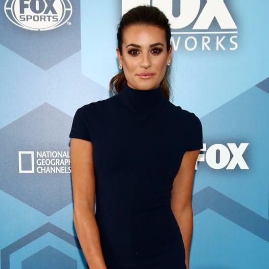 Lea Michele Talks About New Boyfriend May 2016