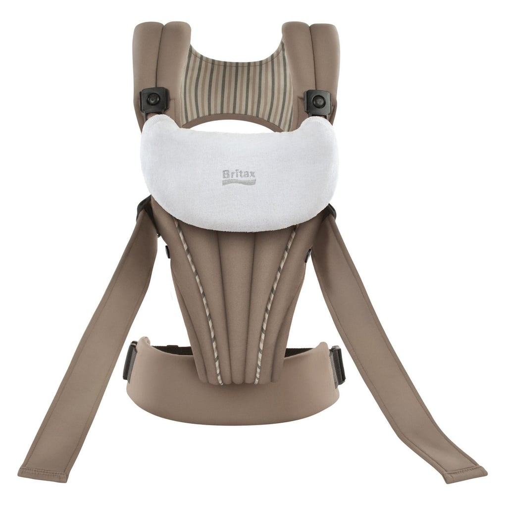 Favorite Baby Carrier: Britax Organic Carrier