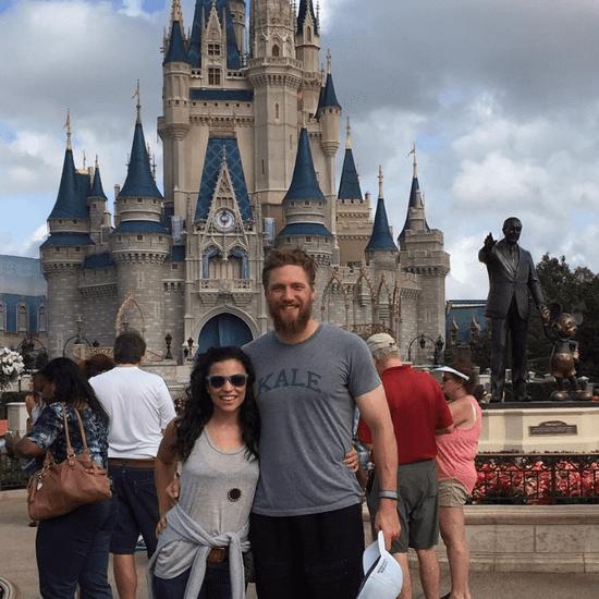 Hunter Pence Surprise Disney World Proposal