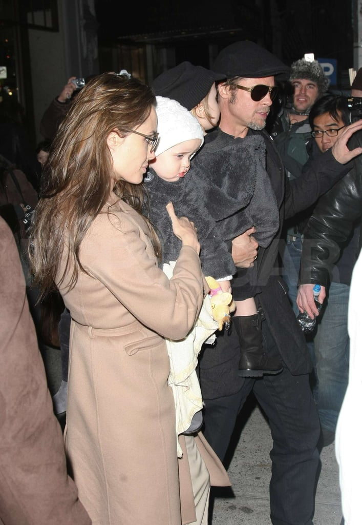 Pictures of Knox and Vivienne Jolie-Pitt