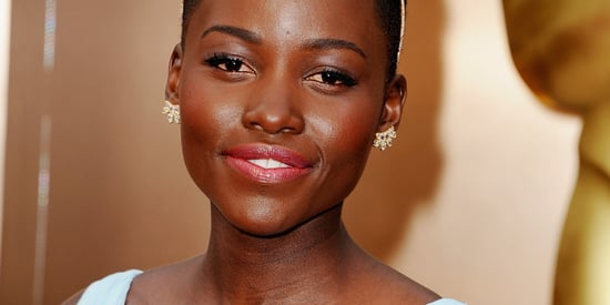 Lupita Nyong'o Wows In Light Blue Prada Gown At The Oscars And Takes Our Breath Away