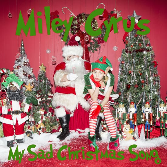 "Miley Cyrus ""My Sad Christmas Song"""