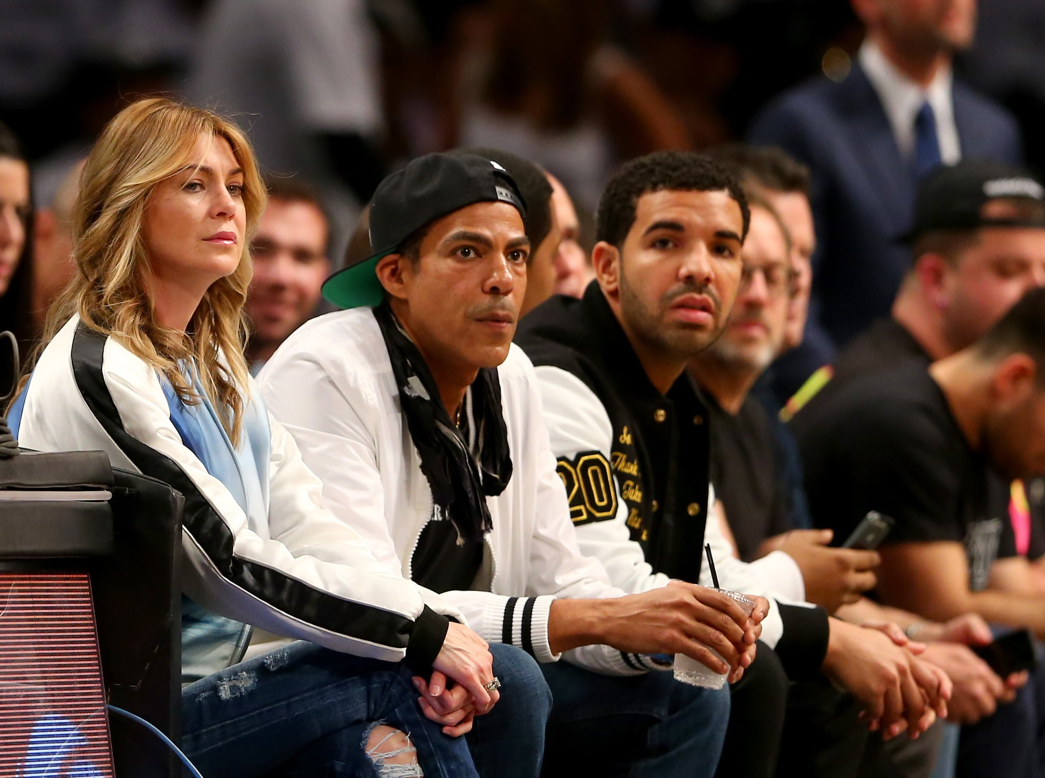 Sorry, Rihanna, but Drake's Got a New Basketball Buddy