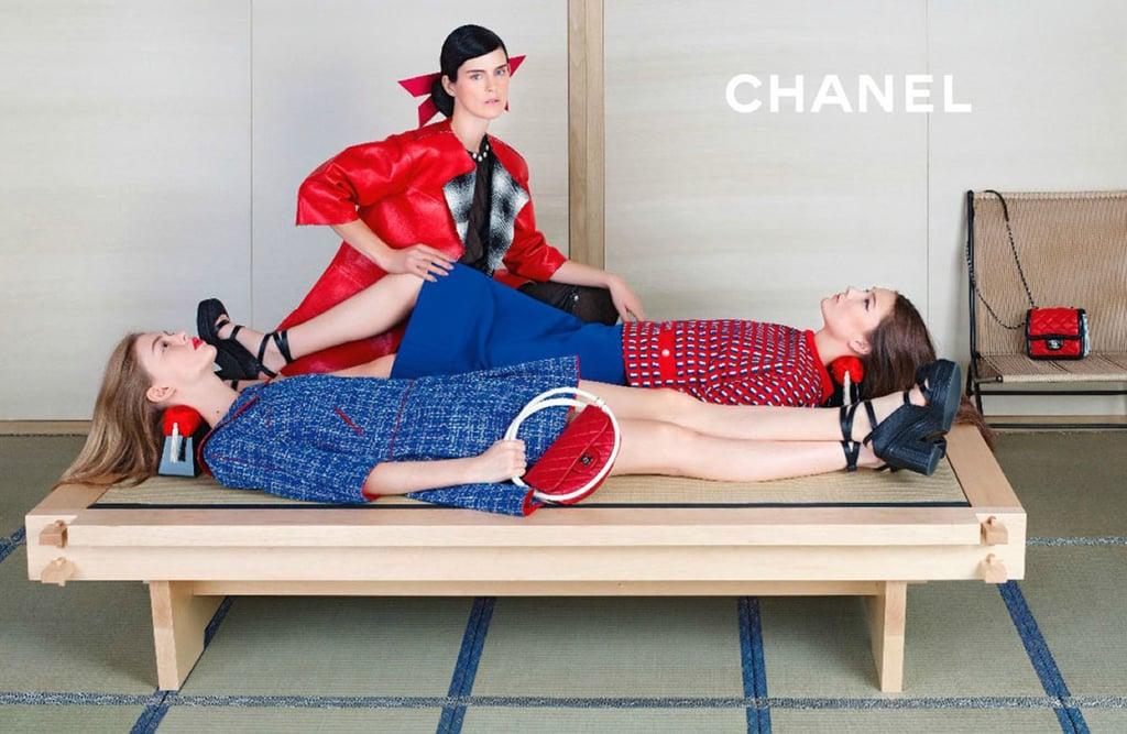 Photo courtesy of Chanel