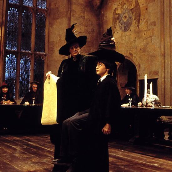 Sorting Hat Harry Potter Quiz