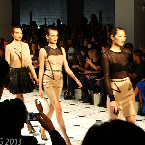 Jason Wu Spring 2013 Runway Show (Video)