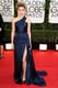 Amber Heard set things off in a high slit on the red carpet.