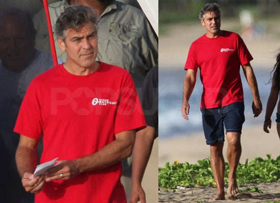 Pictures of Clooney