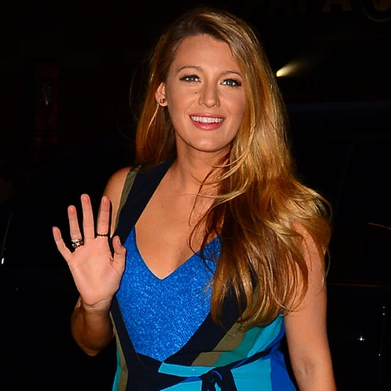 Blake Lively Out in NYC July 2016
