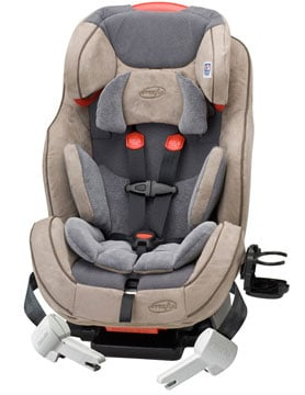 Review of Evenflo Symphony Car Seat