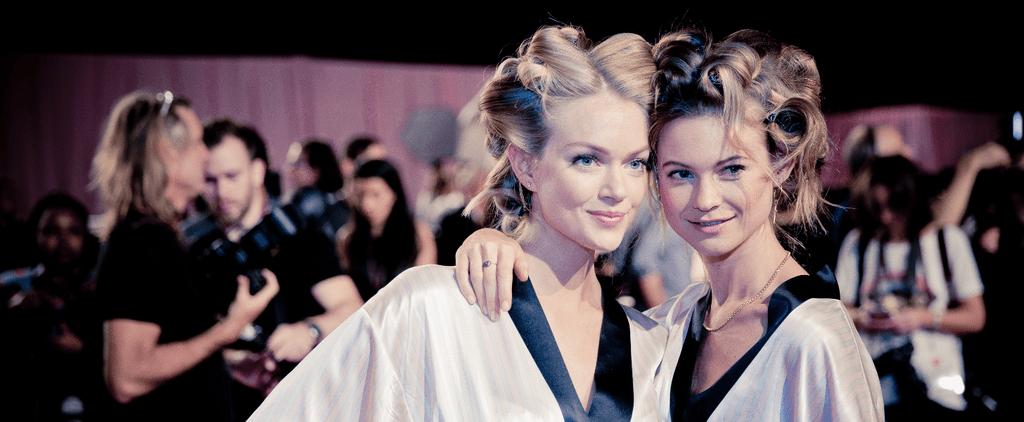 The Secret to Getting the Victoria's Secret Angels' Sultry Stare