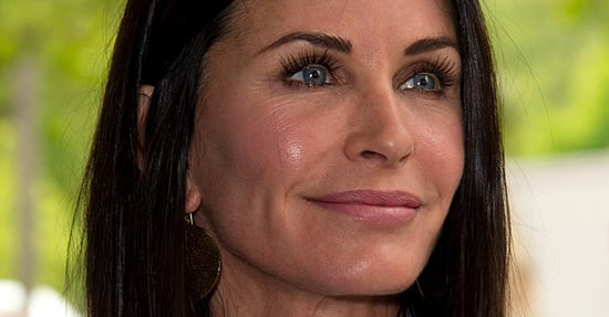 Courteney Cox Gets Candid About Cosmetic Surgery
