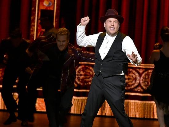 James Corden Celebrates Diversity, Zings Donald Trump in Tony Awards Opening Number