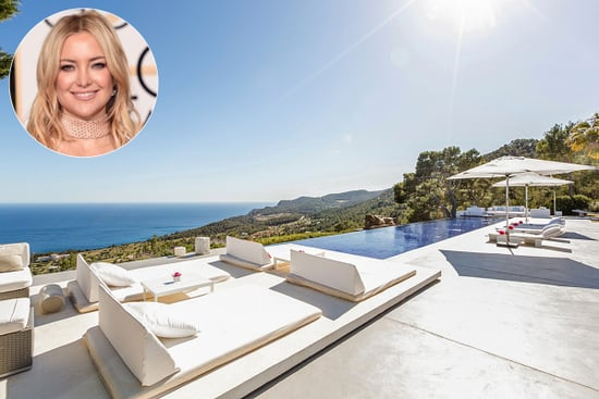 You Can Stay in Kate Hudson's $80,000-Per-Week Ibiza Vacation Villa