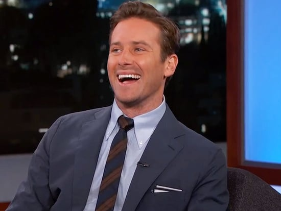 Armie Hammer Accidentally Showed His Hairstylist Nude Pictures of Himself