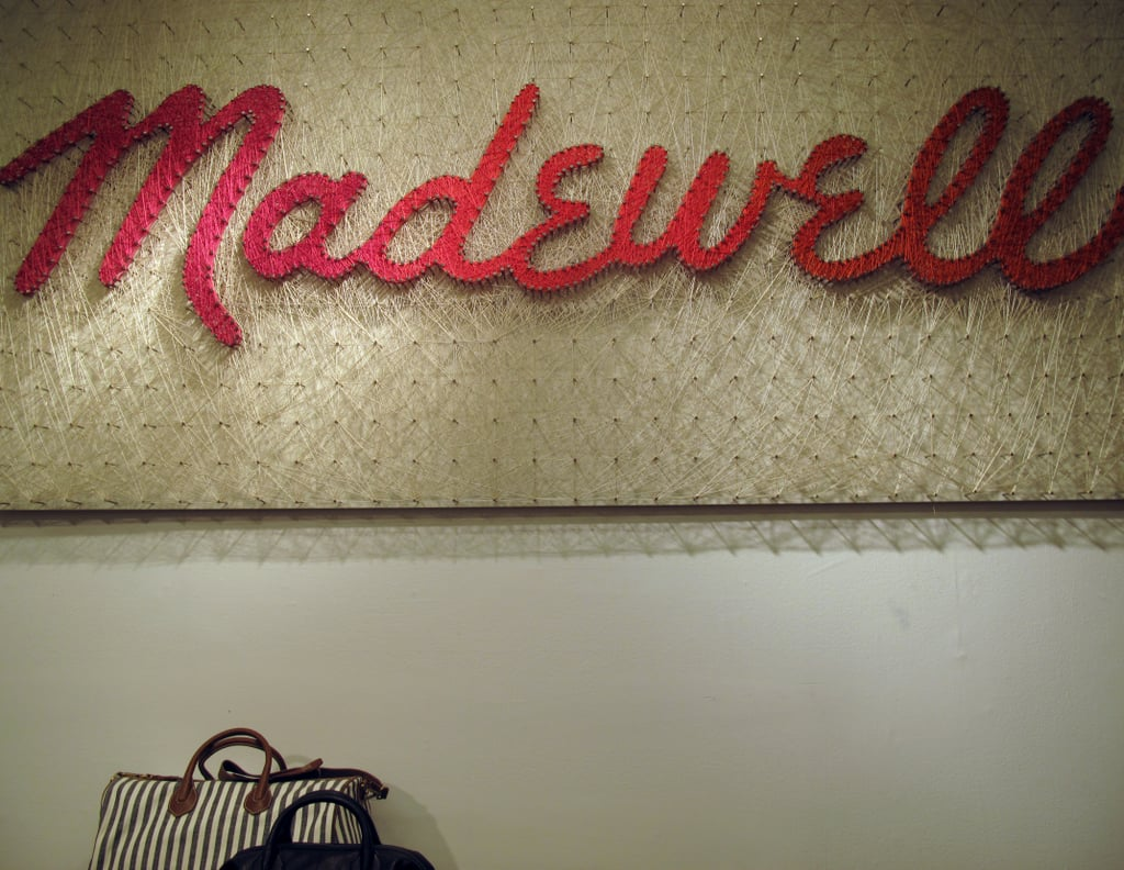 Madewell Spring 2012