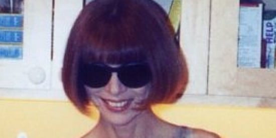 Anna Wintour Is Just Like Us, Unplugs With Family In The Country