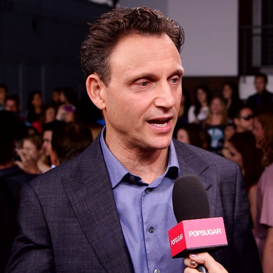Tony Goldwyn Interview at Divergent Premiere | Video
