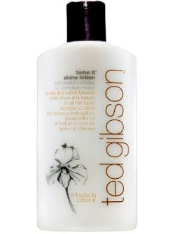 New Product Alert:  Tame It Shine Lotion