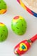 Painted Cactus Eggs