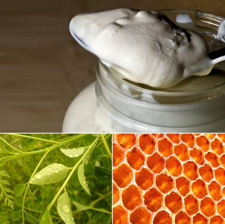 Yogurt and Honey Can Actually Make You Feel Clean