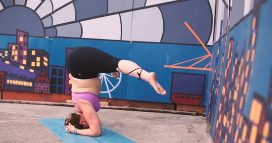 This Yoga Teacher Has a Powerful Message for People Who Think You Have to Be Skinny to Do Yoga