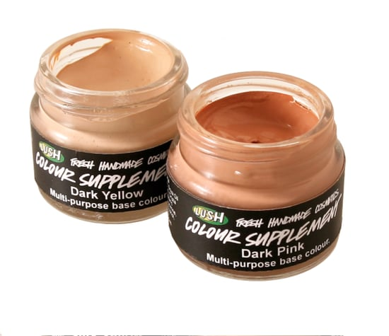 Lush Launches Tinted Moisturizer and Body Bronzer