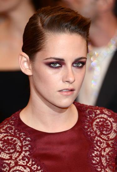 Kristen Stewart Isn't Afraid to Make a Serious Beauty Statement