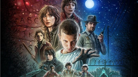 'Stranger Things' Newly-Released Soundtrack Is Full of the Spooky, Eighties Jams You Needed -- Listen!