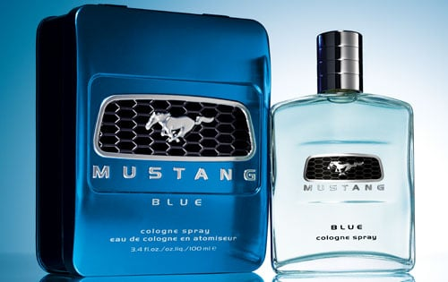 Coming Soon: Mustang Blue Cologne by Aramis