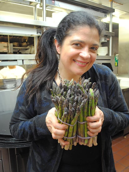 Alex Guarnaschelli Blogs: Asparagus 101