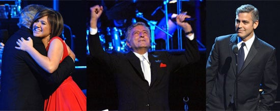 Tony Bennett Lives Up to His Reputation