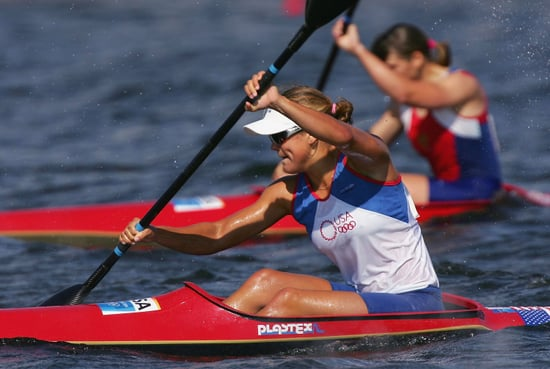 Carrie Johnson Takes on Crohns, and Kayaking