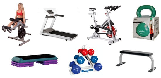 Speak Up: What Gear Would Make the Perfect Home Gym?