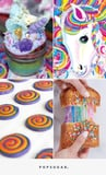 A '90s-Inspired Lisa Frank Party You Can Bring to Life