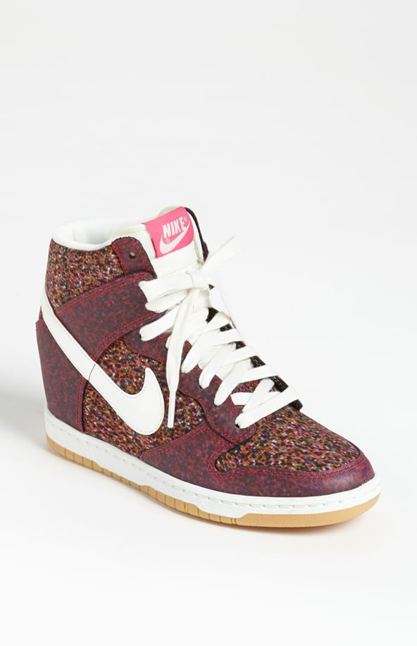 The Liberty of London and Nike collaboration just keeps getting cooler! The latest edition centers around a pixel print, and I love the Nike Dunk Sky Hi Liberty ($150) for a little added height while I spend my weekends wandering around Central Park. I'm also obsessed with the addition of Liberty prints to the Nike ID program, so you can customize your own sweet kicks. — MLG