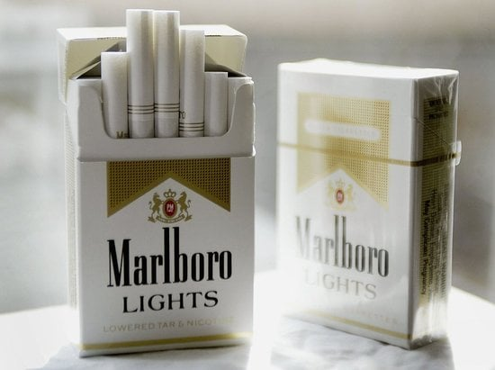 """Smokers Can Sue Tobacco Companies for """"Light"""" Cigarettes"""