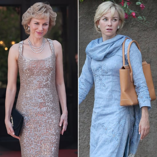 Exclusive: How Naomi Watts Became Princess Diana