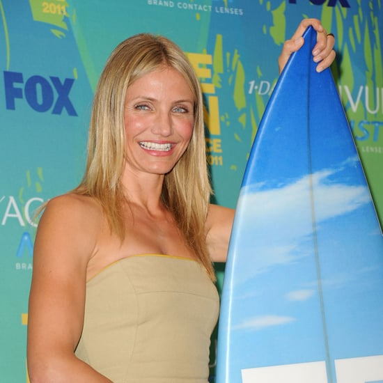 Cameron Diaz Pictures and Quotes from Teen Choice Awards