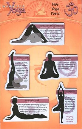 Get Motivated With Yoga Magnets