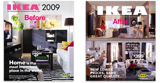 Ikea Customers Outraged About Font Change