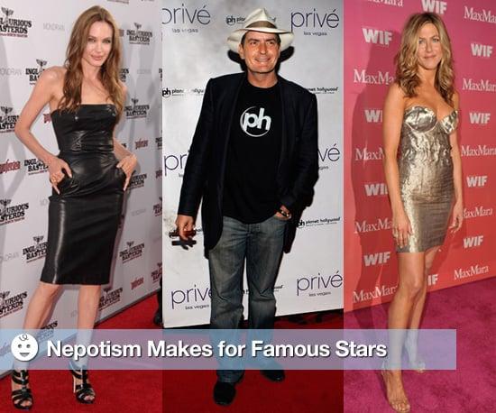 Famous Celebrities With Famous Parents